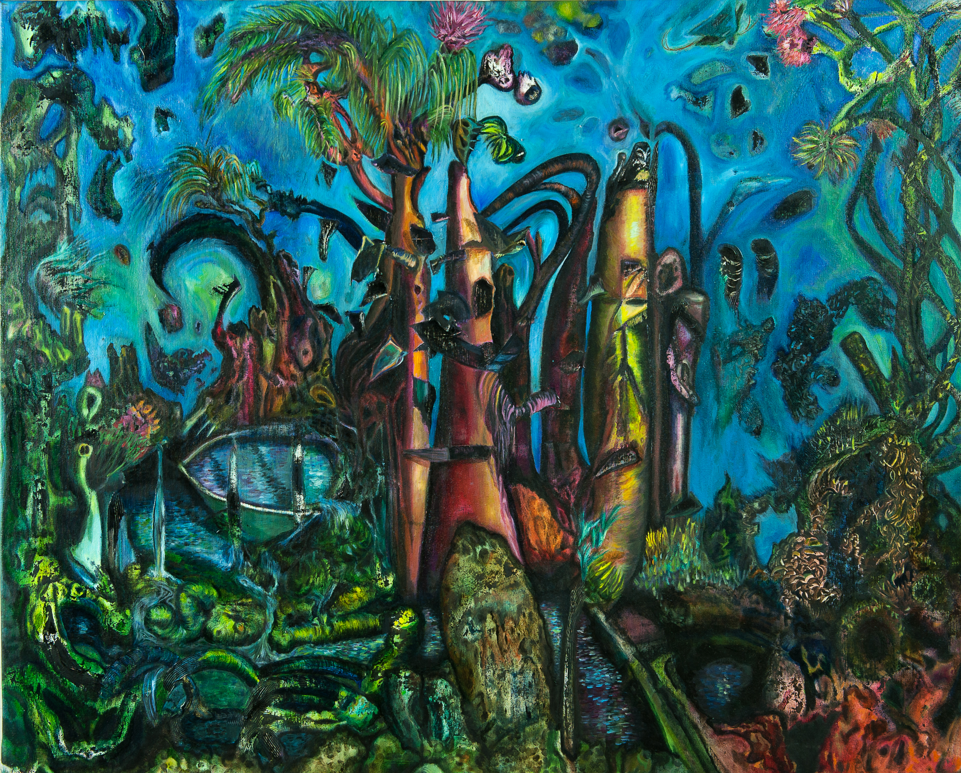 Jungle from Subconsciousness
